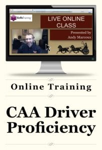 Upcoming Online Class