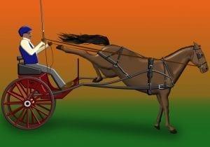 Bad bucking pony!